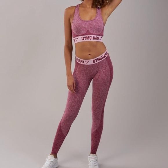 5bdba8bc54945 Gymshark Pants | Nwt Flex Set | Poshmark